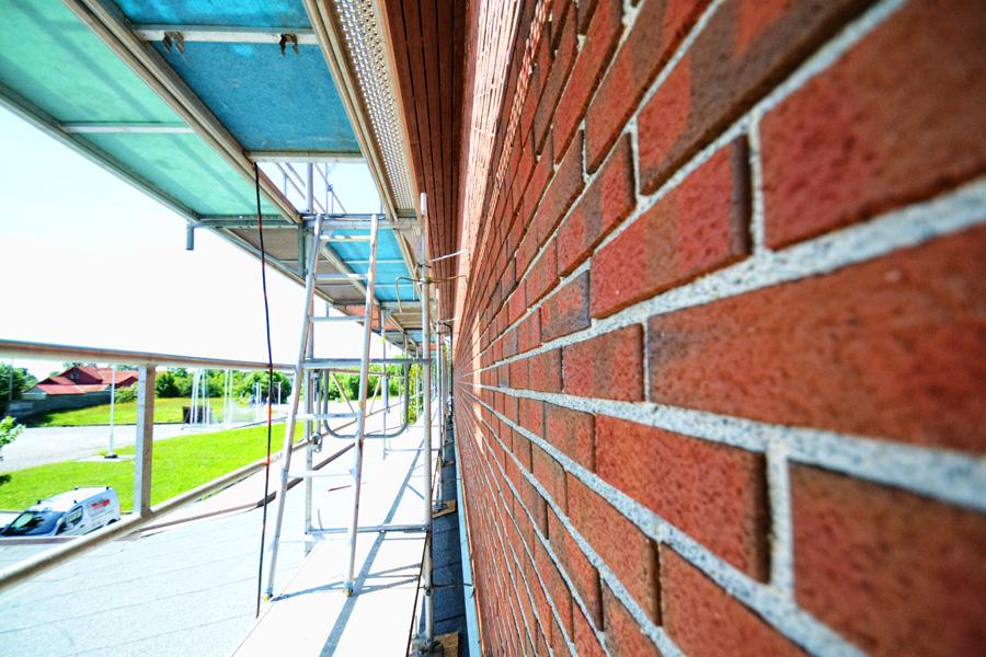 Topseal Ravanger School Wand topseal technisches Merkblatt controlkomsol partner SALP Construction Deutschland