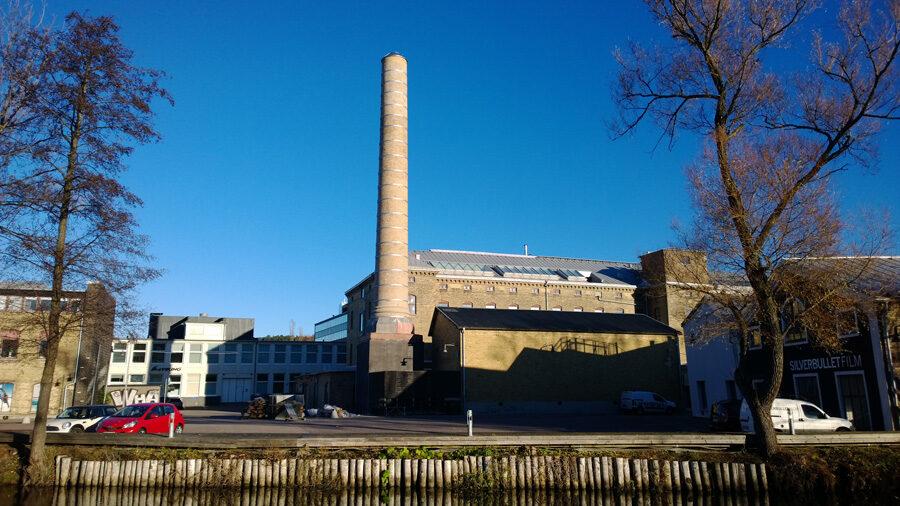 Almedals Fabrik Gothenburg Schaeden beton korrosion komsol controll innerseal plus partner SALP Construction Deutschland