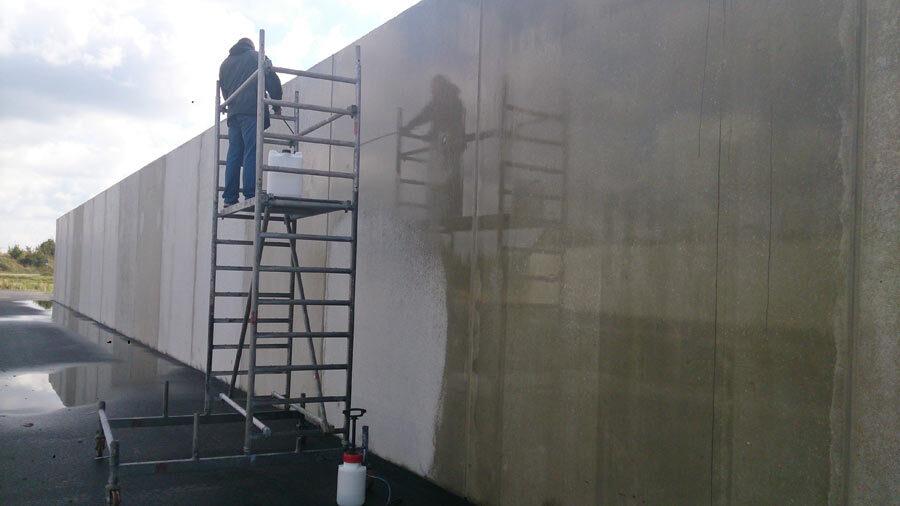 Futter Lager Vorrat Silo Schaeden beton korrosion komsol controll innerseal plus partner SALP Construction Deutschland