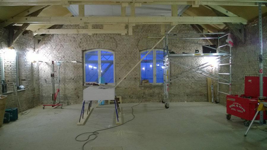 Dachboden Ziegel Schutz Haltbarkeit komsol controll innerseal plus partner SALP Construction Deutschland