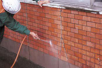 Fassade Denkmalschutz Stein Ziegelstein historische Gebaeude versiegeln controll topseal partner SALP Construction Deutschland