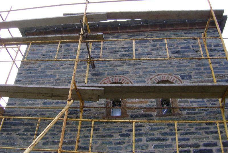 Fassade Denkmalschutz Stein historische Gebaeude versiegeln controll topseal partner SALP Construction Deutschland