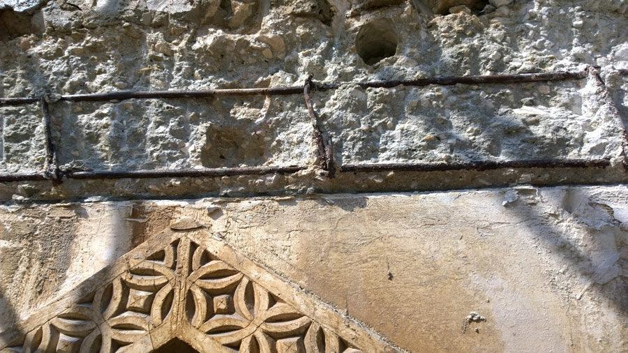 Old Palace Qatar Dachboden Stein Schutz Haltbarkeit komsol controll innerseal plus partner SALP Construction Deutschland 2